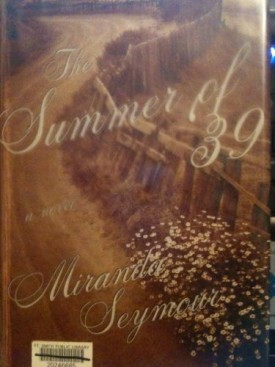 The Summer of 39: A Novel (G K Hall Large Print Book Series) (Hardcover)