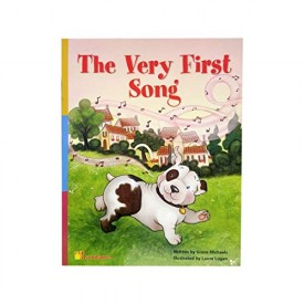 The Very First Song (Reading Power Works Social Studies, Power Pair Fiction) (Paperback)