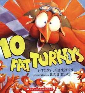 10 Fat Turkeys (Paperback)