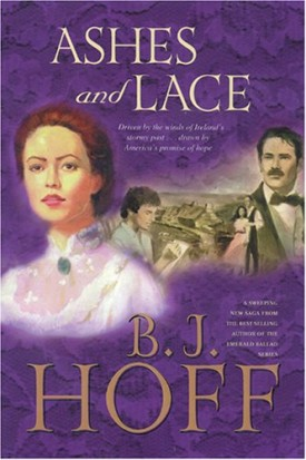 Ashes and Lace (Song of Erin #2) (Paperback)