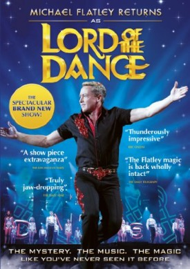 Michael Flatley Returns as Lord of the Dance (DVD)