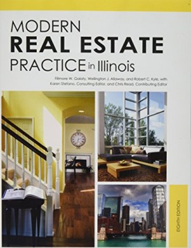 Modern Real Estate Practice in Illinois 8th Edition (Paperback)