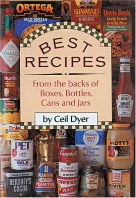 Best Recipes from the Backs of Boxes, Bottles, Cans, and Jars (Hardcover)