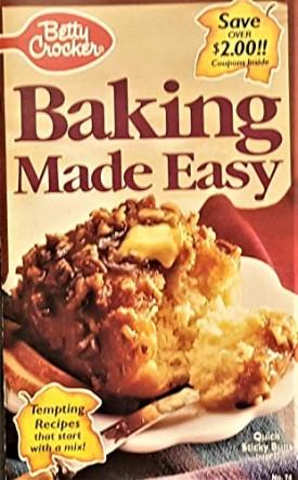 Baking made easy (Creative recipes) (Cookbook Paperback)