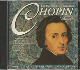 Masterpiece Collection: Chopin [Audio CD] Masterpiece Collection