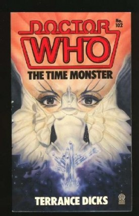 Doctor Who: The Time Monster (Doctor Who Library) (Mass Market Paperback)
