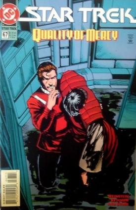 Star Trek #67 Comics Jan 1995