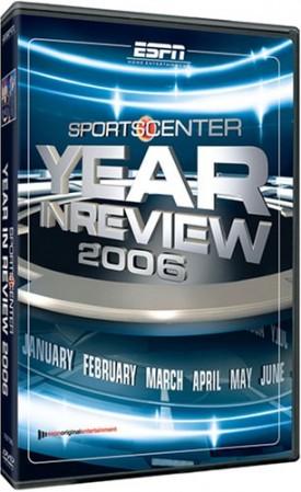 ESPN Sportscenter Year in Review 2006 [DVD] (2007) Stuart Scott; Linda Cohn; ...