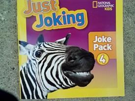 National Geographic Kids Just Joking Joke Pack 4 (Paperback)