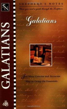 Shepherds Notes: Galatians (Paperback)