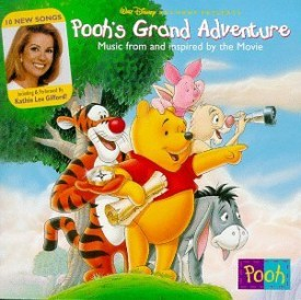 Poohs Grand Adventure: Music From And Inspired By The Movie (1997 Video) (Audio CD)