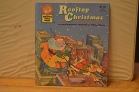 Rooftop Christmas (Creative Child Press Christmas tales) (Hardcover)