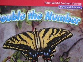Real-World Problem Solving Library Grade 1 Double the Number, GR D, Benchmark 6 [Paperback] McGraw-Hill Education