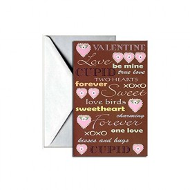 Valentines Day Greeting Card - Sweetheart [Office Product]