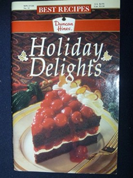 Duncan Hines Holiday Delights #32 (Cookbook Paperback)
