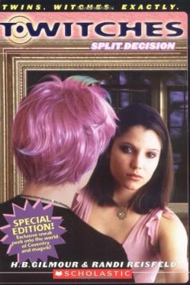 Split Decision (T*Witches No. 9) (Paperback)