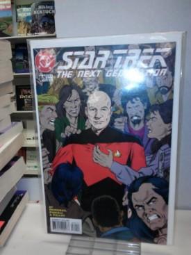Star Trek: The Next Generation #80 Comics Feb 1, 1996