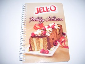 Jell-O Brand Holiday Collection Spiral-bound (Paperback)