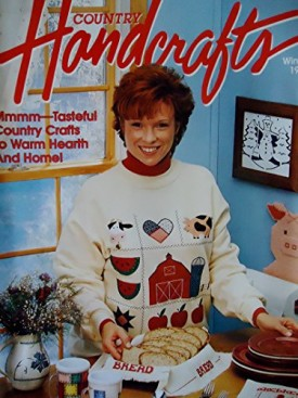 Country Handcrafts Magazine Back Issue Winter 1995