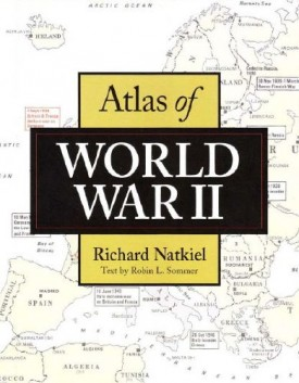 ATLAS OF WWII (SMALL) [Hardcover]