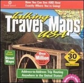 Talking Travel Maps USA [CD-ROM] [CD-ROM]