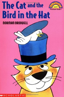 Cat And The Bird In The Hat (Hello Reader (Level 1)) (Paperback)
