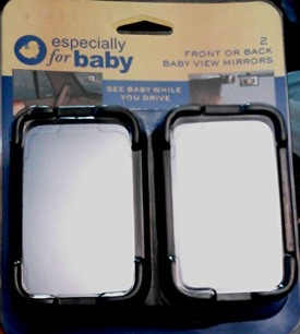 Babies R Us Baby View Mirror - 2-Pack [Baby Product]