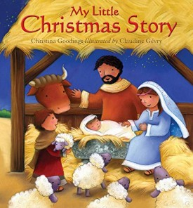 My Little Christmas Story (Paperback)