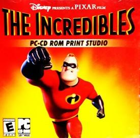 The Incredibles PC-CD ROM Print Studio [CD-ROM] [CD-ROM] by na