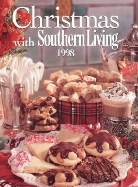 Christmas With Southern Living 1998 (Hardcover)