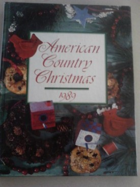 American Country Christmas, 1989 (Hardcover)
