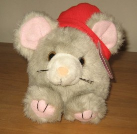 Nutmeg Mouse Christmas Puffkin