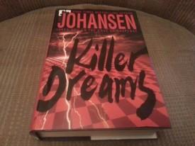 (Large Print) Killer Dreams Hardcover By Iris Johansen 2006 (Hardcover)