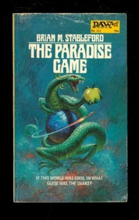 The Paradise Game - DAW No. 111 (Vintage 1974) (Mass Market Paperback)