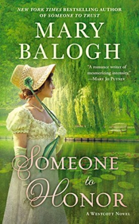 Someone to Honor (The Westcott Series) (MMPB Paperback)