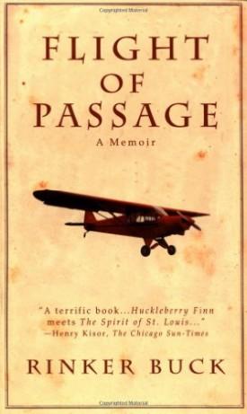 Flight of Passage: A Memoir  (Paperback)
