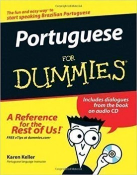 Portuguese For Dummies (Paperback)