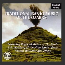 Traditional Banjo Music of the Ozarks (Audio CD)