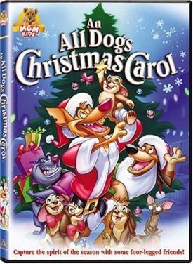 An All Dogs Christmas Carol (Sous-titres français) [DVD] [2006]