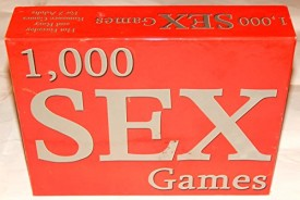 1,000 Sex Games Hot Foreplay and Racey Romance Games for 2 Adults