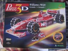 Puzz 3D Williams FW20 Formula 1