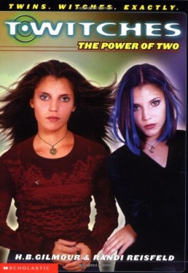 T'witches #01: The Power Of Two  (Paperback)