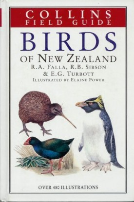 Collins Field Guide to the Birds of New Zealand (Hardcover)