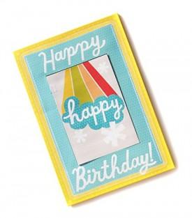 Hallmark Extra Large Greeting Card Happy Happy Birthday!