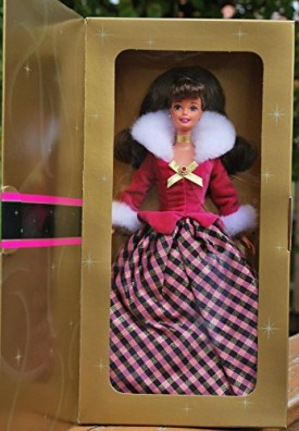 Winter Rhapsody Barbie #2 Special Edition (Avon)