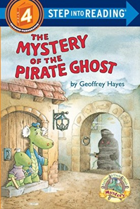 The Mystery of the Pirate Ghost: An Otto & Uncle Tooth Adventure (Step into Reading) (Paperback)