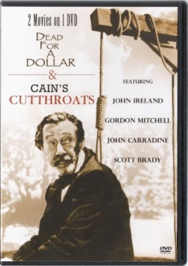Dead for a Dollar & Cain's Cutthroats (2 Movies on 1 disc) (DVD)