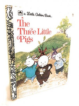 The Three Little Pigs (Vintage) (Hardcover)