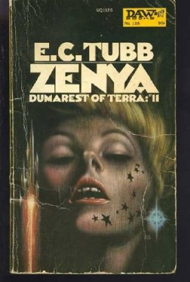 Zenya (Dumarest of Terra): No. 11 - DAW No. 155 (Vintage 1974) (Mass Market Paperback)