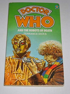 Doctor Who & the Robots of Death (Mass Market Paperback)